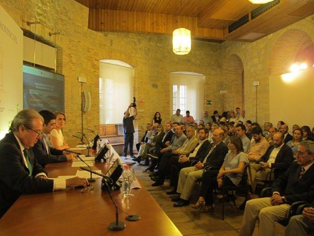Presentación del nuevo portal del Plan Estratégico de Jaén.