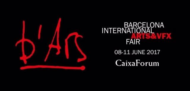 Cartel del festival de animación B'Ars