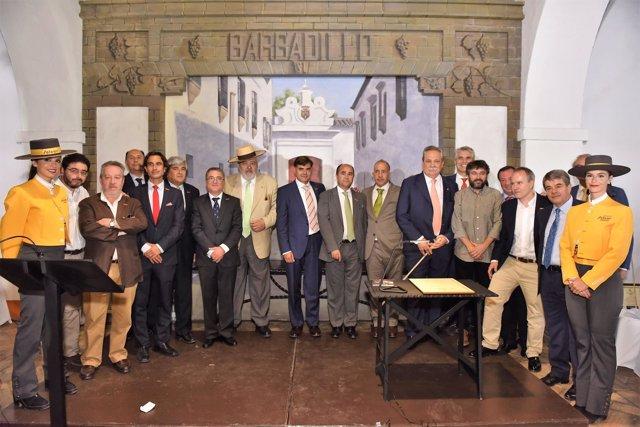 Nuevos Caballeros de la Orden de la Solear, con Jordi Évole