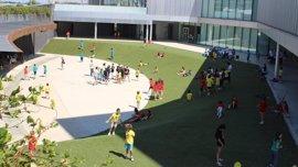 Los niños y jóvenes protagonistas de la programación estival de los centros de Ibercaja