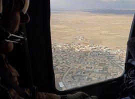 Un bombardeo de Estados Unidos mató a más de cien civiles en Mosul en marzo