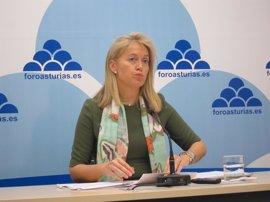 Foro presenta los 44.050.000 euros extra que Asturias recibirá gracias a sus enmiendas a los Presupuestos Generales