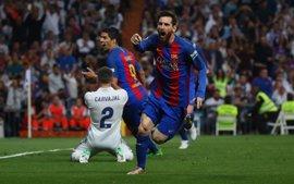 El 2-3 de Messi en el Bernabéu, el gol más comentado de la Liga en Twitter