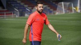 """Jordi Alba: """"Nos merecemos ganar esta Copa"""""""