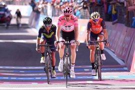 """Dumoulin: """"Estaría feliz si Quintana y Nibali perdiesen el podio"""""""