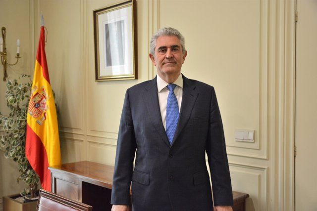 Javier Marca Matute, nuevo presidente del TSJR