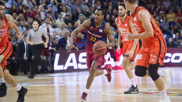 FC Barcelona Lassa - Valencia Basket