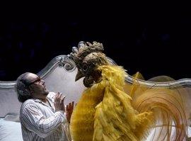 El Teatro Real se divierte con 'El Gallo de Oro', un 'cómic' sedicioso de Rimski-Korsakov contra el abuso de poder