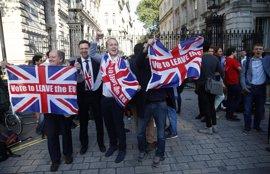 La UE ofrecerá protección a los británicos en Europa tras la salida de Reino Unido del bloque