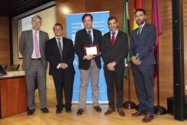 Aguas de Córdoba recibe el reconocimiento