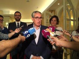 Jáuregui pide al PSOE ponerse a disposición de Sánchez y llama a ocupar el centro-izquierda
