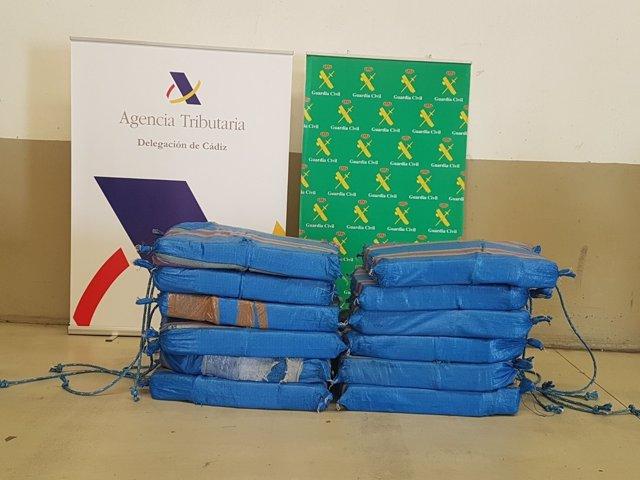 Droga, unos 700 kilos de cocaína, intervenida en el puerto de Algeciras