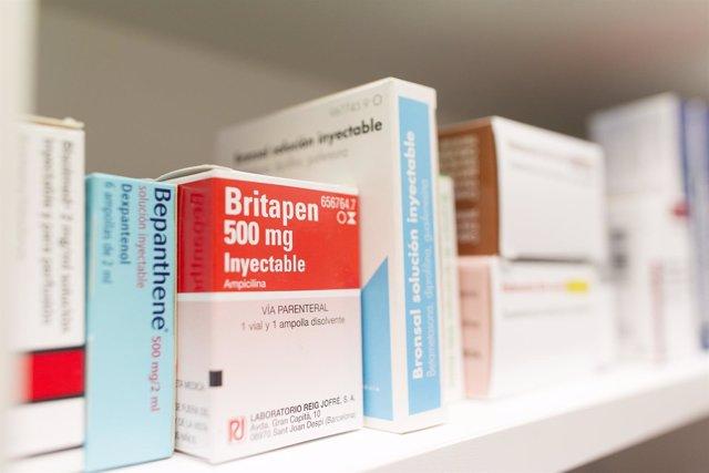 Farmacia, farmacias, medicamento, medicamentos, medicina, medicinas, Britapen