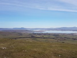 Cantabria solicita a CHC tomar agua en superficie del pantano del Ebro