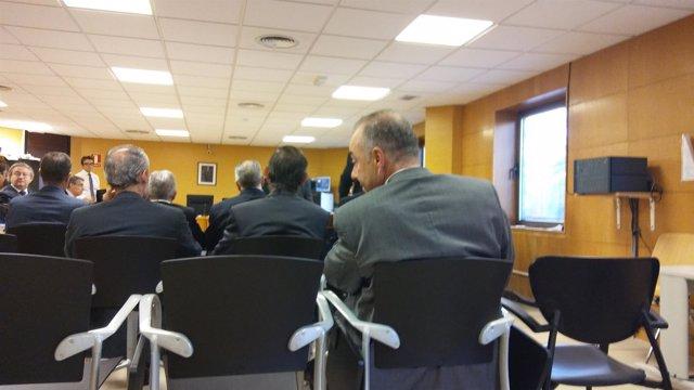 Miguel Zerolo, en el juicio del 'caso Las Teresitas'