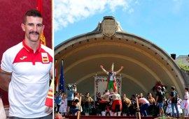 El Grupo de Danzas de Logroño, Medalla de La Rioja, y Carlos Coloma, distinguido como 'Riojano Ilustre'