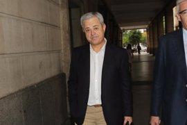 El juez de Invercaria abre juicio oral e impone 1,1 millones de fianza al exconsejero Vallejo