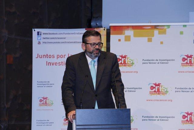 Antonio Martín, Presidente De AVINTIA, En Los Premios CRIS 2017