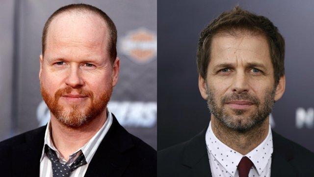 Zack Snyder Joss Whedo
