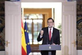 """Rajoy dice que su Gobierno """"jamás"""" ha intentado influir en la Justicia y que testificará en Gürtel cómo diga el tribunal"""