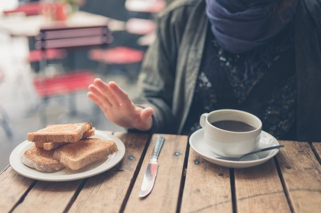 Dieta sin gluten, celiaco