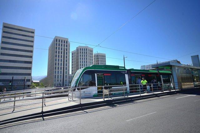 Nota/Las Pruebas Del Metro De Granada Se Intensifican Con Casi 900 Kilómetros Re