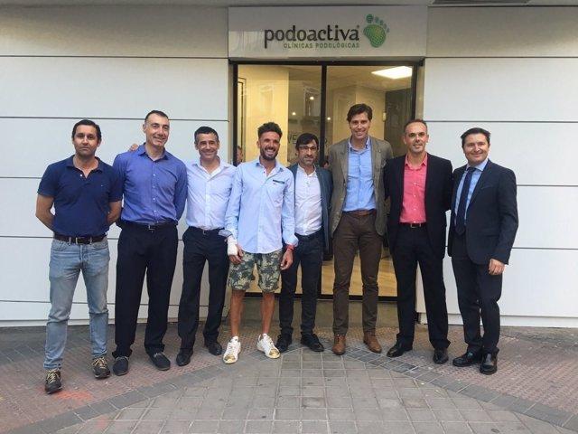 Inauguración Podoactiva Madrid