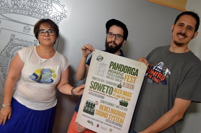 Np Pandorga Reggae Fest