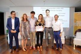 La startup 'Citylok', ganadora de la competición organizada por Spain Startup-South Summit en La Rioja