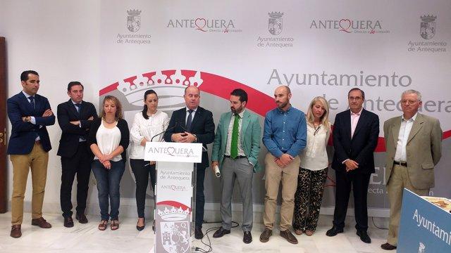 Presentación Feria Sabor a Málaga Antequera