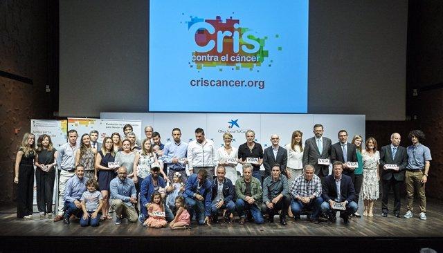 Fundación CRIS reconoce labor empresas, fundaciones y particulares investigación