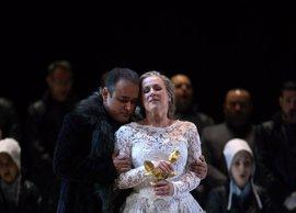 La 2 de TVE emitirá este domingo 'I Puritani', representada la pasada temporada en el Teatro Real