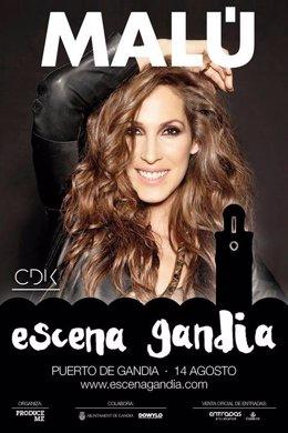 La cantante actuará días después de Manuel Carrasco y Vanesa Martín