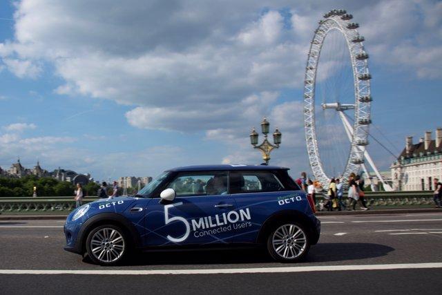 Octo Telematics alcanza los cinco millones de vehículos conectados