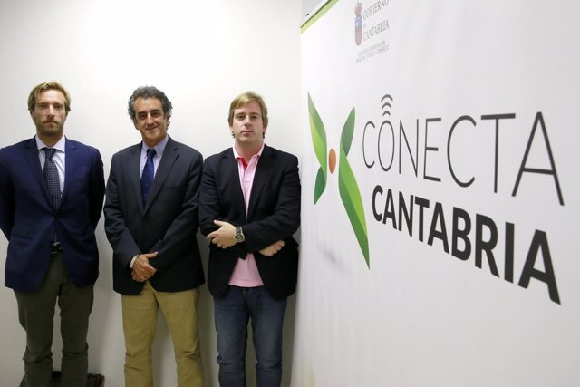 Presentación de 'Cantabria Conecta'