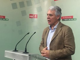 PSOE-A reta a Moreno a apoyar en el Senado enmiendas a los PGE a favor de infraestructuras como la Algeciras-Bobadilla