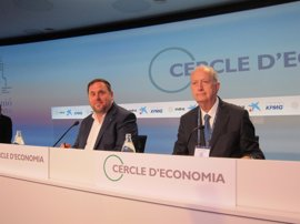 Círculo.- Junqueras: la reducción del déficit catalán en 2016 supuso el 85% del total estatal