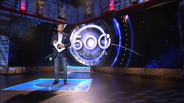 Cuarto Milenio celebra su emisión número 500 con un especial filmado en el  antiguo palacio de Sisla