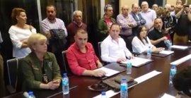 García (IU), nuevo alcalde de Morcín tras prosperar la moción de censura contra Barbao (PSOE)