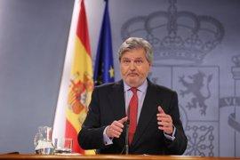 """Méndez de Vigo ironiza sobre la moción de Podemos: """"Aparece y desaparece como el Guadiana"""""""