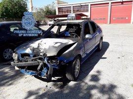 Sucesos.- Detenido en Andújar acusado de estafa al comprar un coche con el que se dio a la fuga en un control