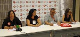 UGT dice que el recorte en la financiación de Correos que prevén los PGE hace peligrar 250 empleos en Baleares
