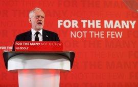 """Corbyn acusa a los conservadores de """"aumentar la amenaza"""" terrorista en Reino Unido"""