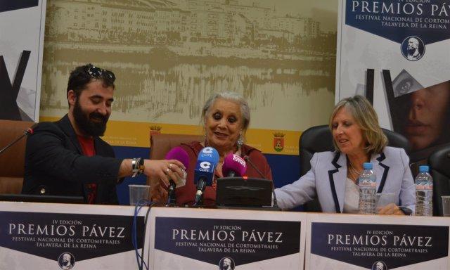 Fotos Nuñez Presenta Iv Premios Pavez