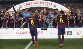 El FC Barcelona jugará su trigesimonovena final copera en busca del vigesimonoveno título