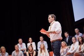 """Albert Rivera dice Ciudadanos ganará alcaldías en 2019 por ser la única """"opción de consenso"""""""