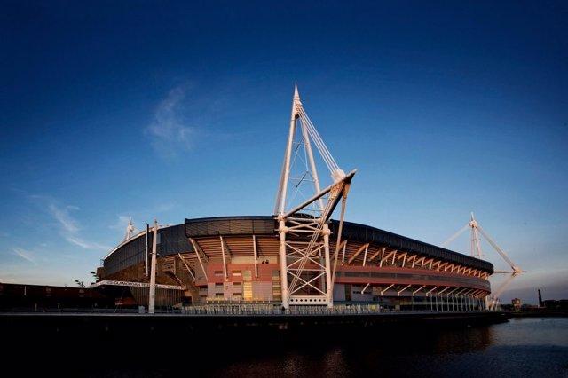 Estadio Nacional de Cardiff