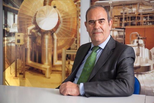El presidente del Foro de la Industria Nuclear, Ignacio Araluce