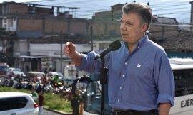 Santos se reúne con las FARC para acelerar la implementación del acuerdo de paz