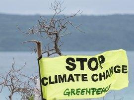 """Jon Kortajarena viaja con Greenpeace a República de Vanuatu, el país """"más amenazado"""" por el efecto del cambio climático"""